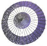 舞傘「あられ」(紙傘・一尺四寸 二本継ぎ)