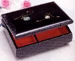 宝石箱「貝入鈴」(オルゴール付)