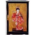 日本人形6号『舞扇』